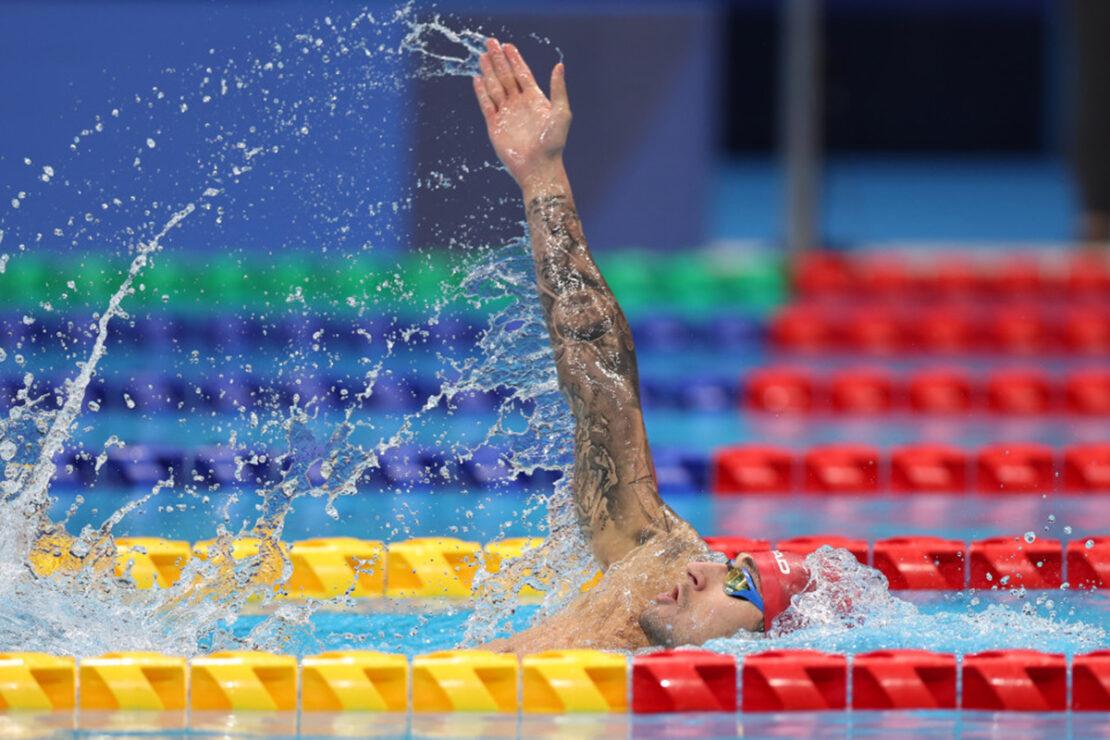 Максим Крипак добыл пятую золотую медаль на Паралимпиаде 2021