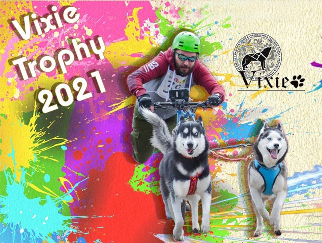 Гонки на собачьих упряжках в поселке Пятихатки в Харькове - «VIXIE-TROPHY 2021»