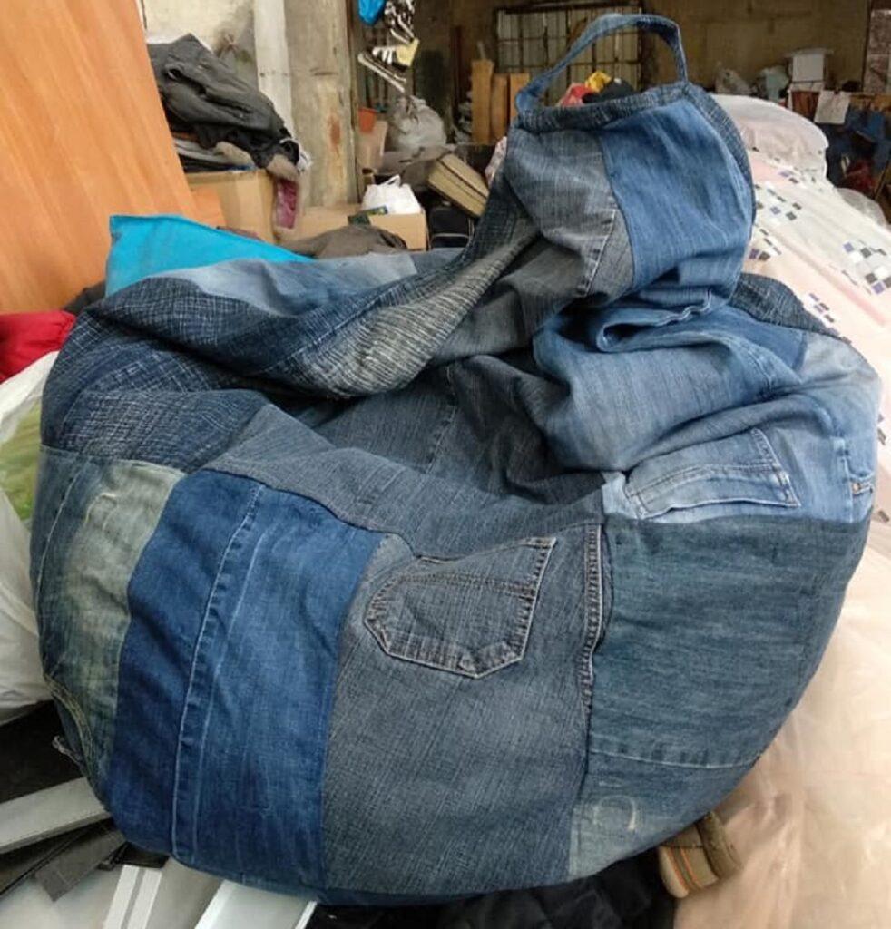 Новости Харькова: Старые джинсы собирает Kharkiv Zero Waste