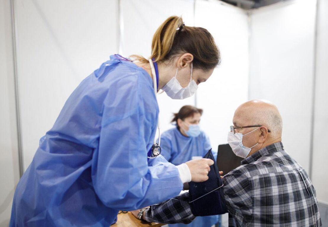 Новости Харькова: Новые пункты вакцинации от коронавируса в торговых центрах