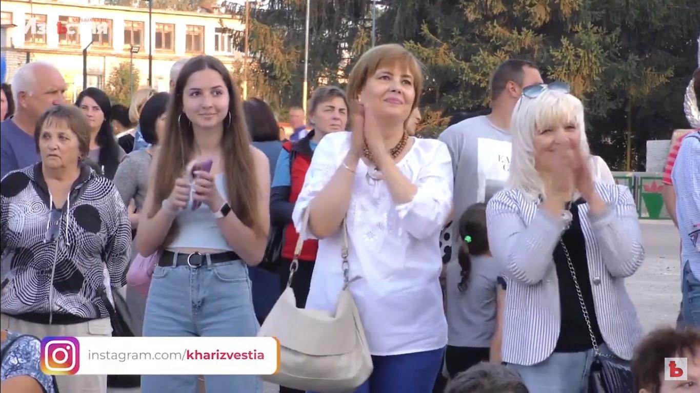 В Малиновке и в Старом Салтове отпраздновали День громады