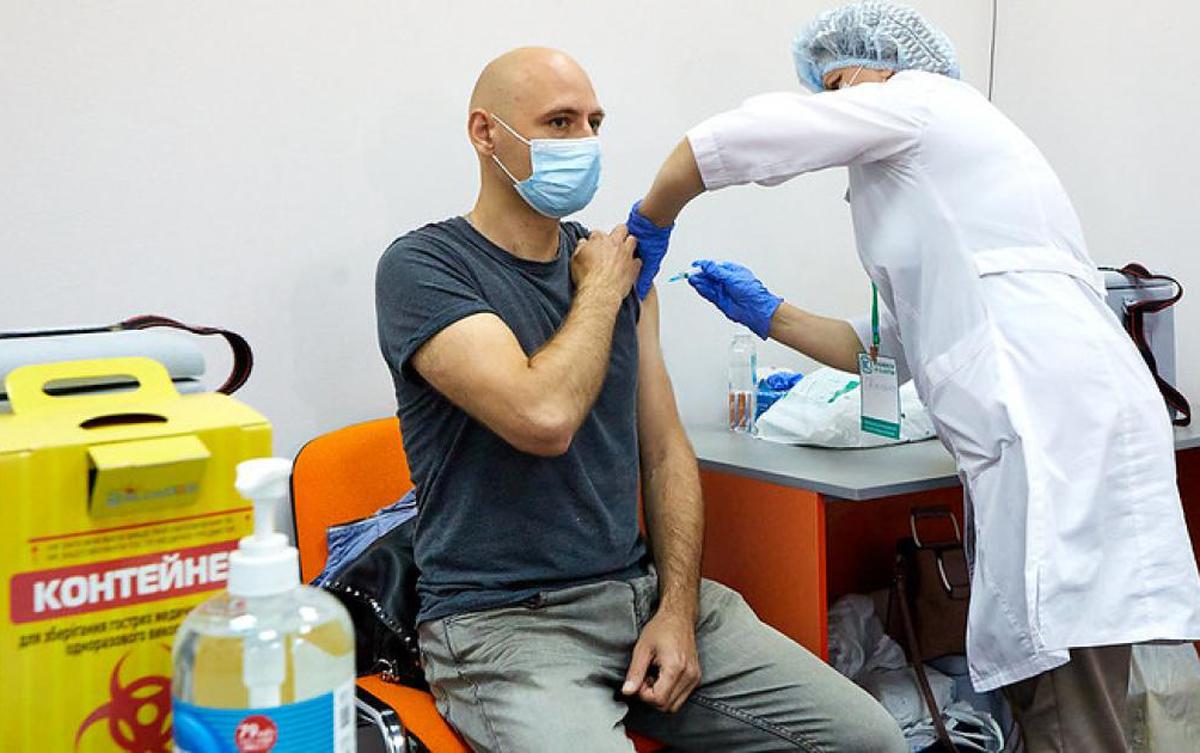 Коронавирус Харьков: Новые пункты вакцинации открыли в трех районах