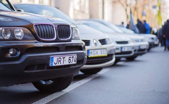 Новости Украины: Растаможить автомобиль можно будет онлайн