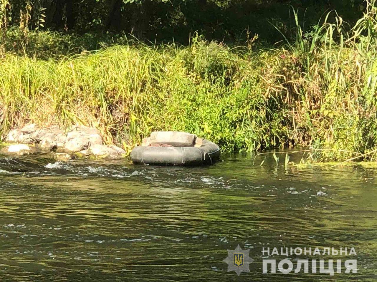 Под Харьковом на реке Северский Донец утонул пожилой рыбак - Анатолий Сабодаш пропал 15 сентября