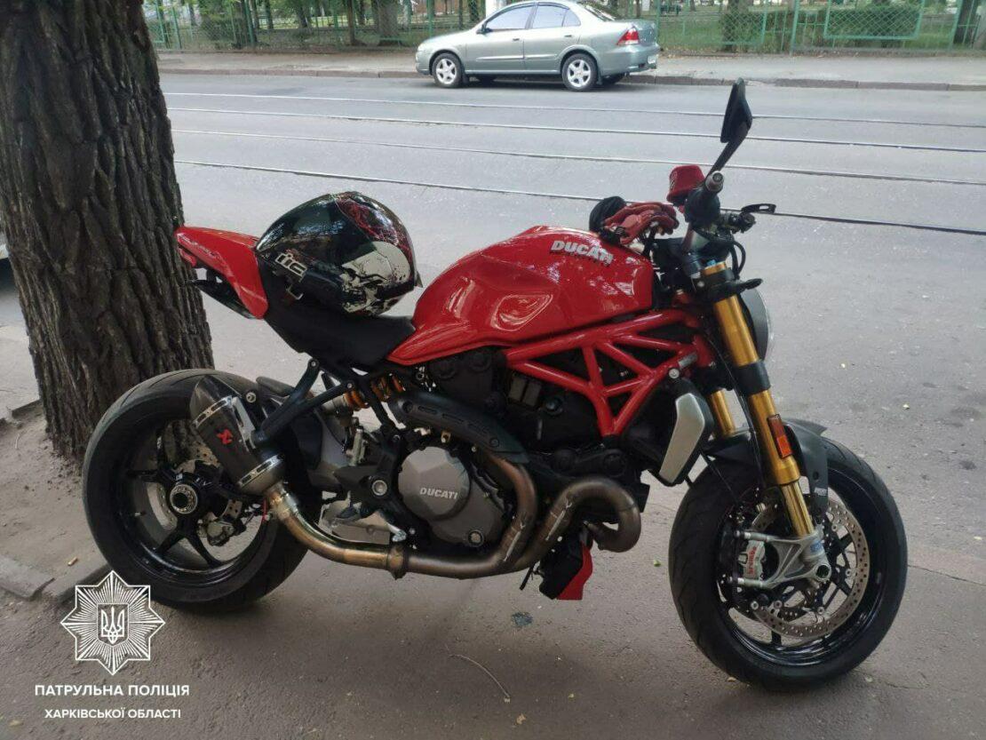 Новости Харькова: Мотоциклы, угнанные в Европе, нашли в Харькове