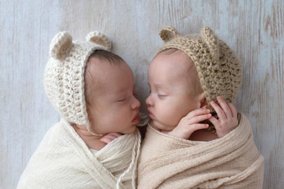 Новости Харькова: Двойня девочек родилась 8 сентября