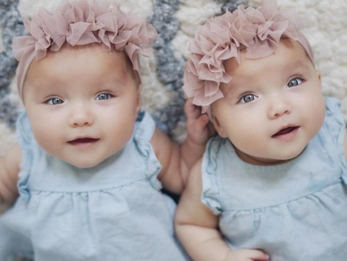 Двойня в Харькове родилась 22 сентября 2021 года