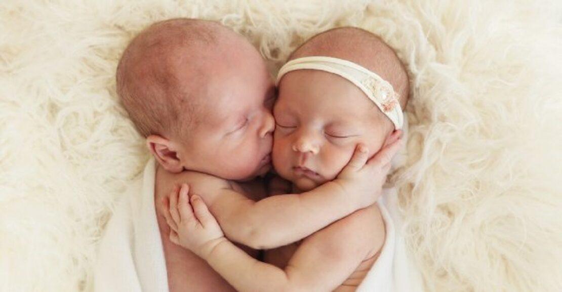 Королевская двойня в Харькове родилась 16 сентября 2021 г.