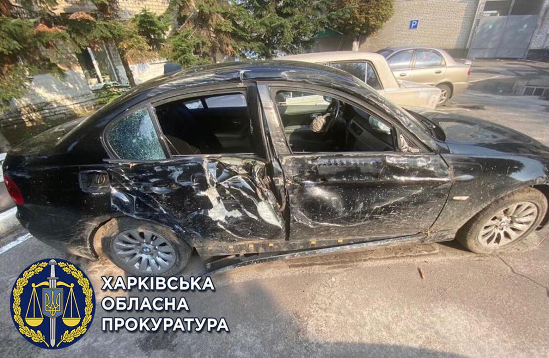 Новости Харькова: Двое парней угнали автомобиль иностранца