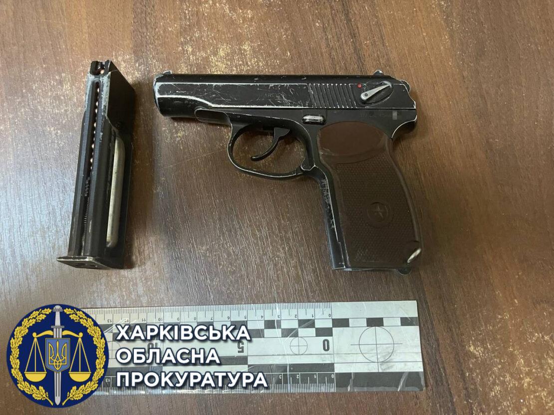 Новости Харькова: На улице Беркоса водитель автомобиля стрелял в прохожего