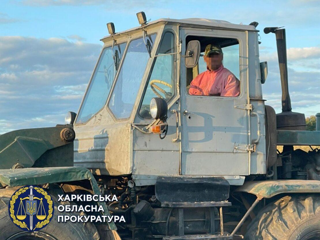 Прокуратура Харьков: Карьеры для добычи песка разработали в полях