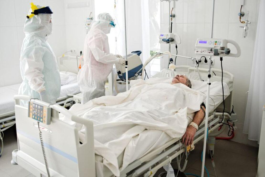 Коронавирус Харьков: Опорные больницы заполнены на 90%