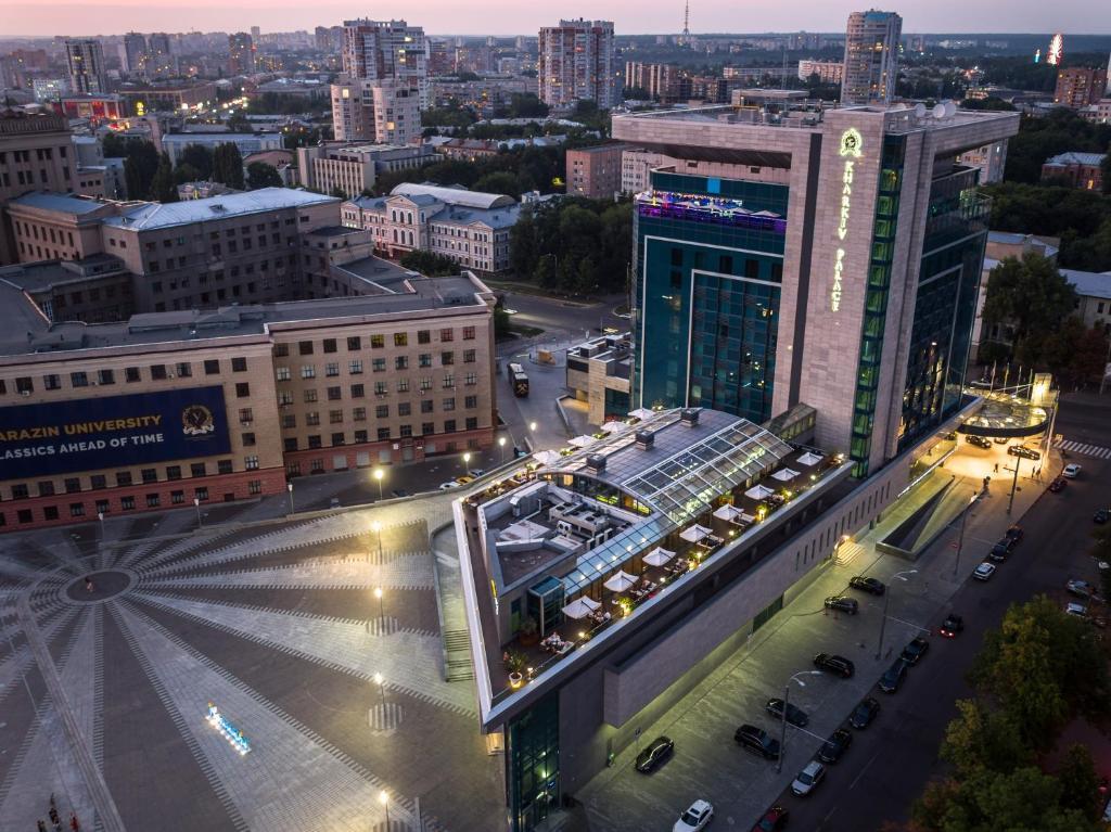 В Kharkiv Palace прошел форум ко Дню предпринимателя