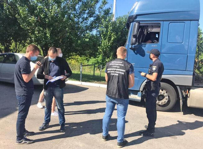 Контрафактный газ из РФ продавали на заправках Харькова и области
