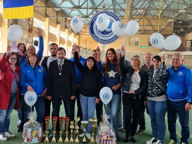 В Харькове прошла традиционная спартакиада среди работников ЖКХ