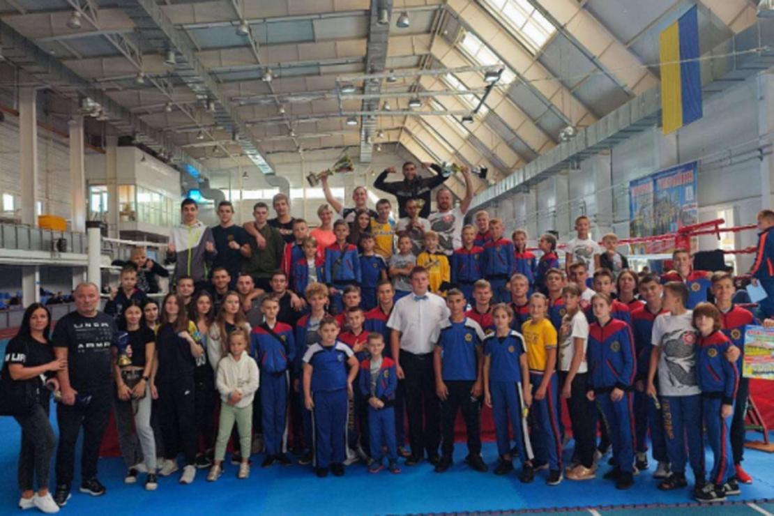 Спорт Харьков: Харьковские кикбоксеры - победители Кубка Украины