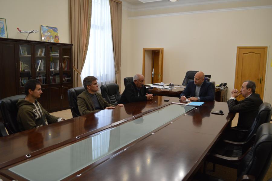 Новости Харькова: Конфликт на авиационном заводе обсудили в ХОГА