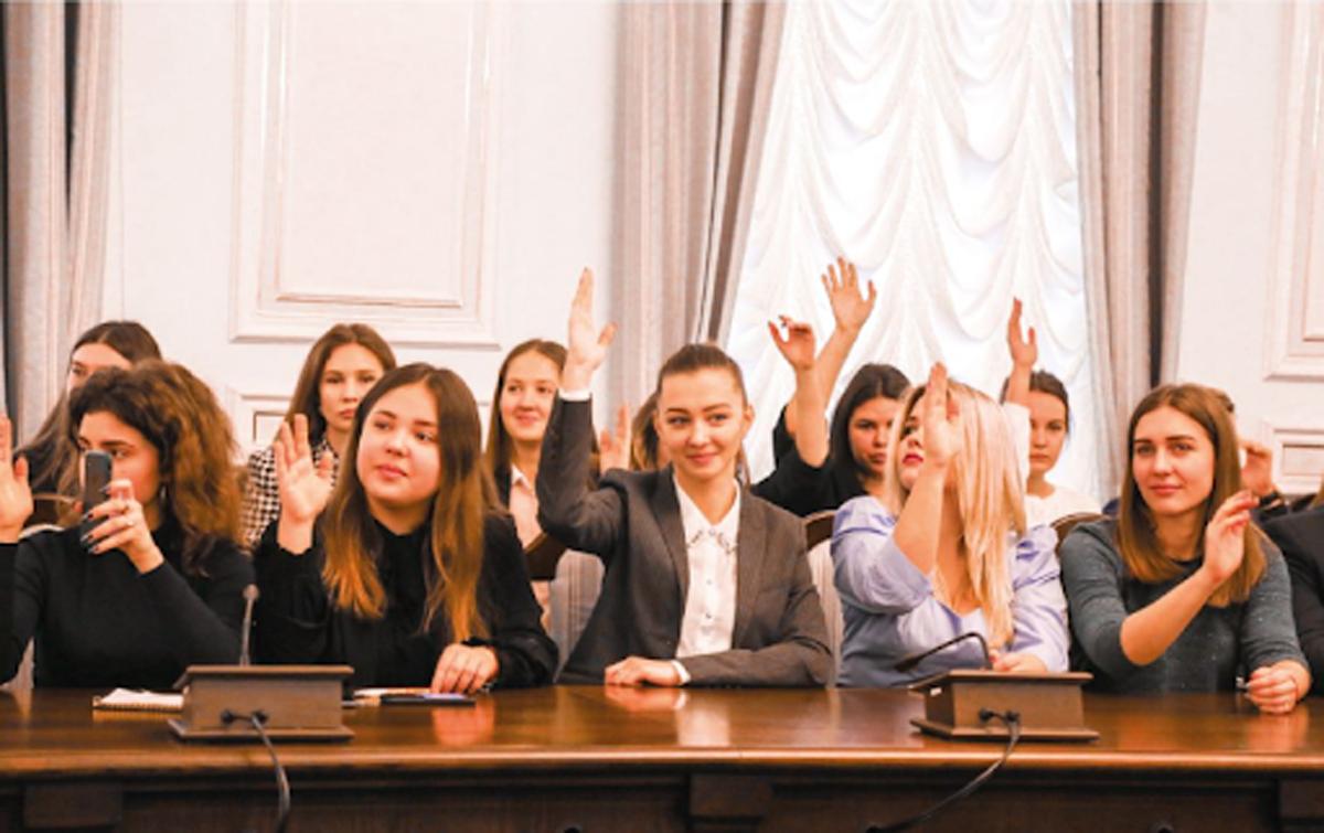 Школа молодого дипломата 3.0 - набор в Харькове