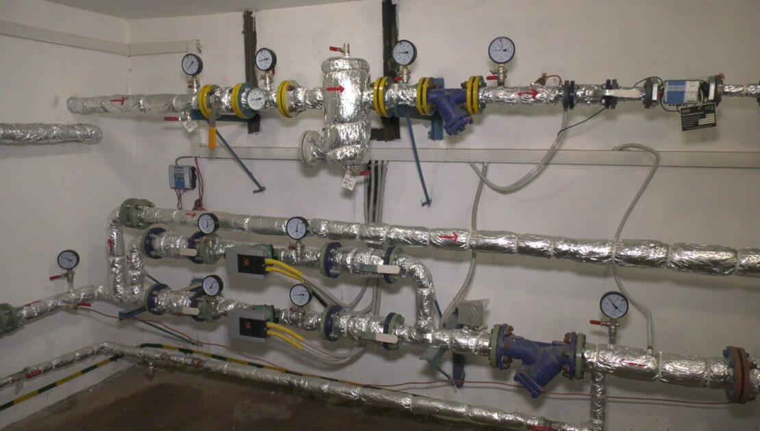 Новости Харькова: Как проводится модернизация системы отопления