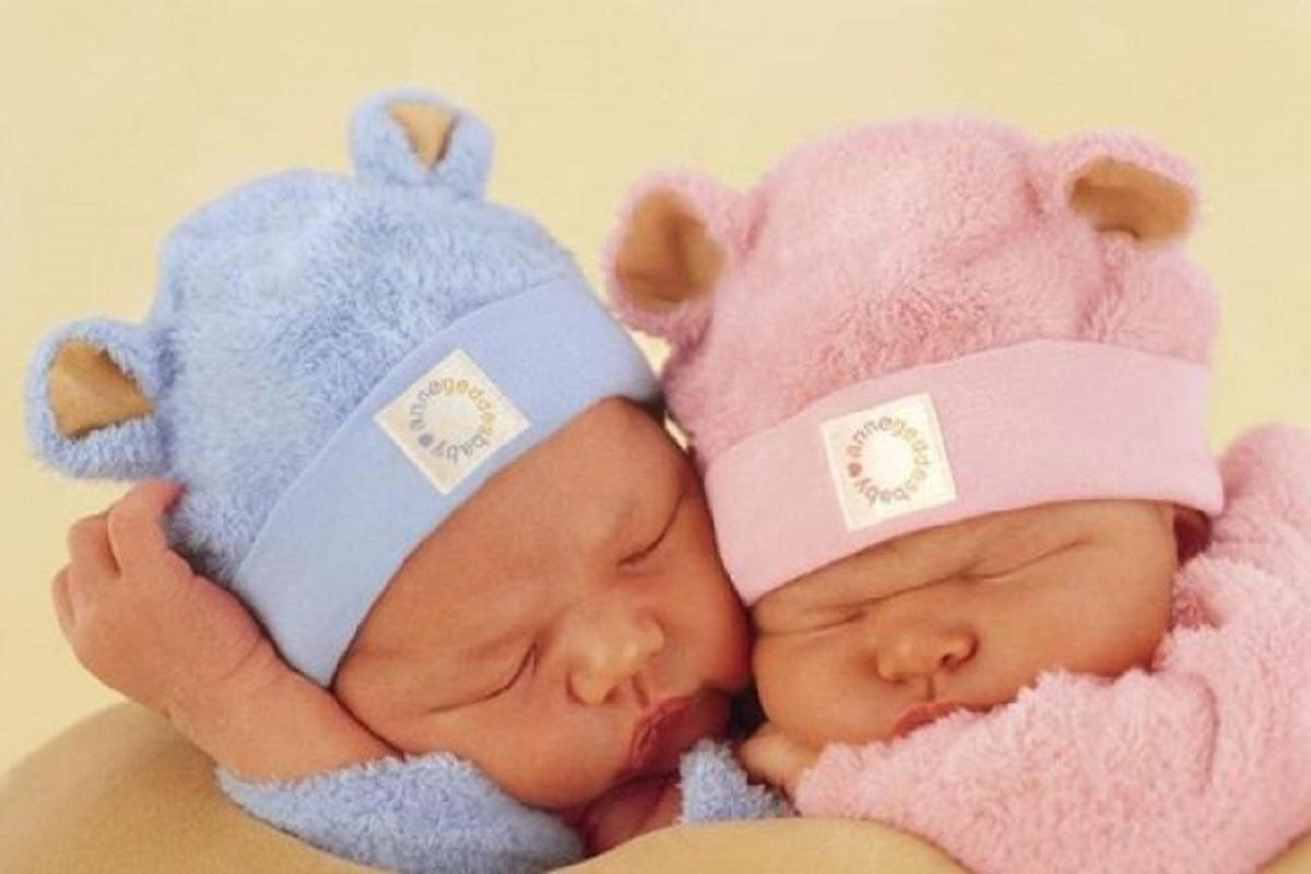 Королевская двойня родилась в Харькове 16 октября 2021 г.