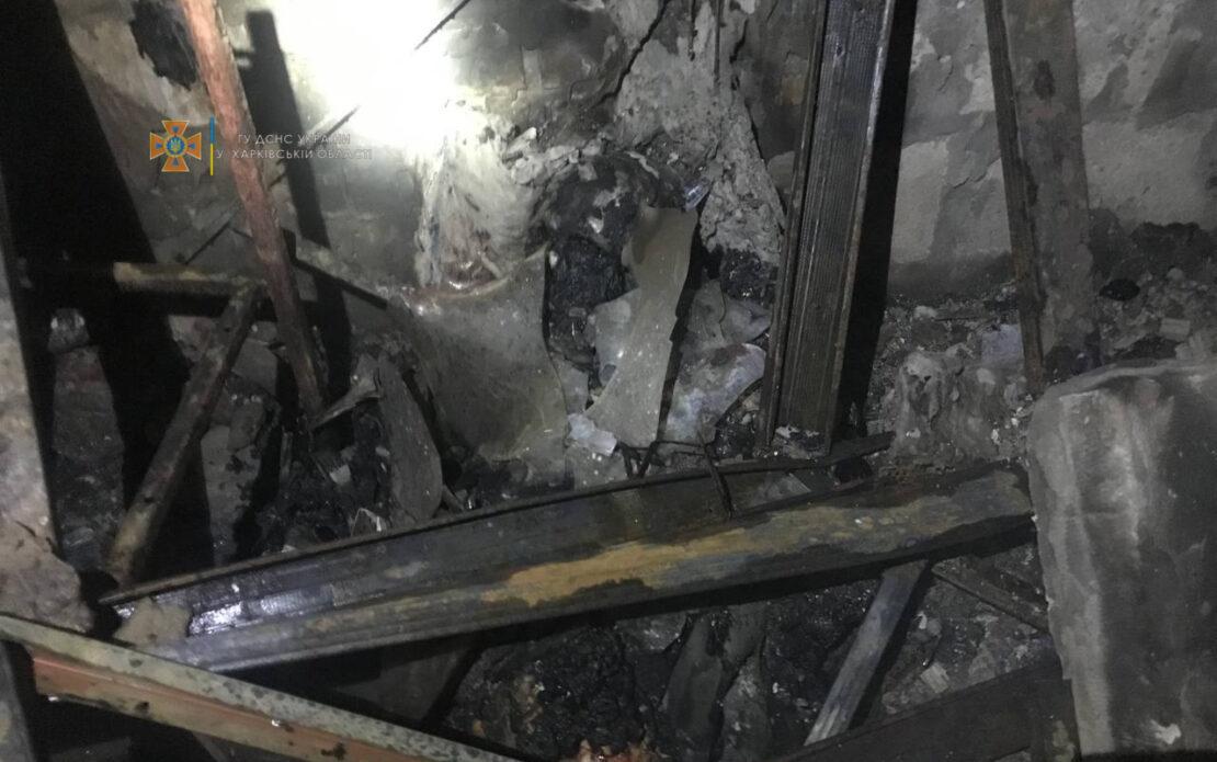 Пожар в Харькове: Два трупа возле Немышлянского карьера на улице Краснодарской