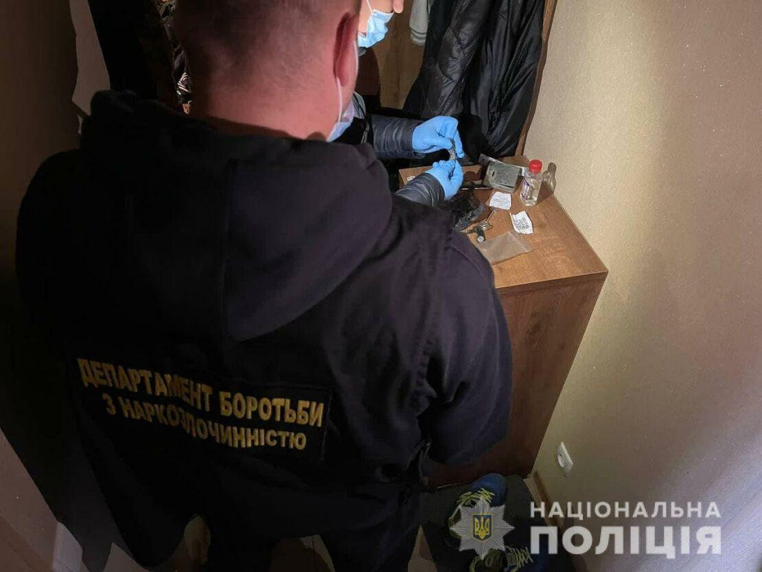 Наркотики Харьков: притон в доме на улице Владислава Зубенко