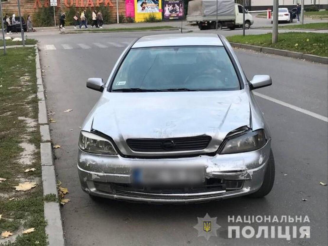 Новости Харькова: задержан на краже из автомобиля сканерист