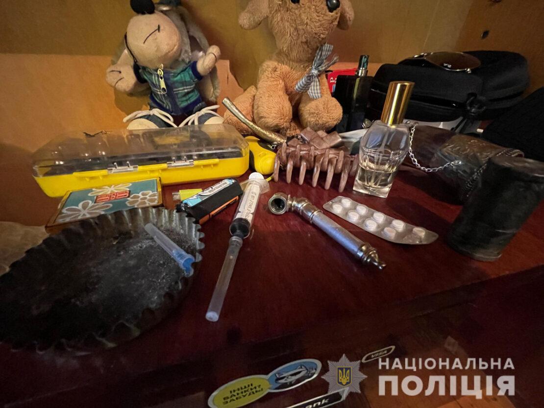 Наркотики Харьков: притон в квартире в доме в Московском районе