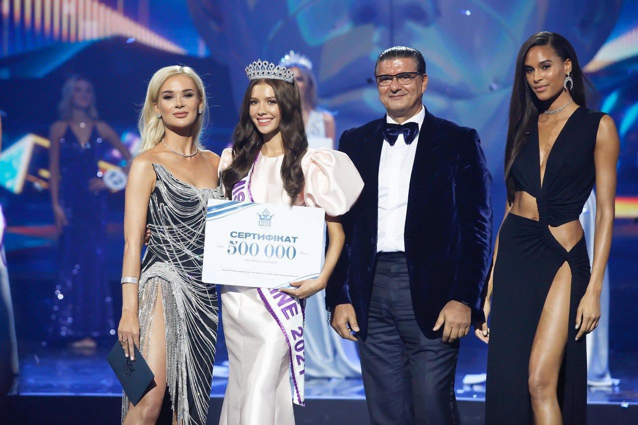 Мисс Украина 2021 - имена победительниц