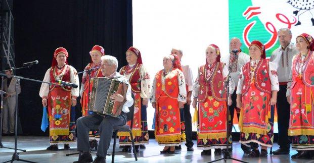 В Харькове прошел фестиваль клубов активного долголетия