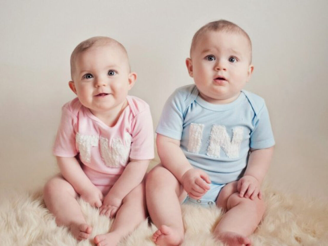 Королевская двойня родилась в Харькове 2 октября 2021 года