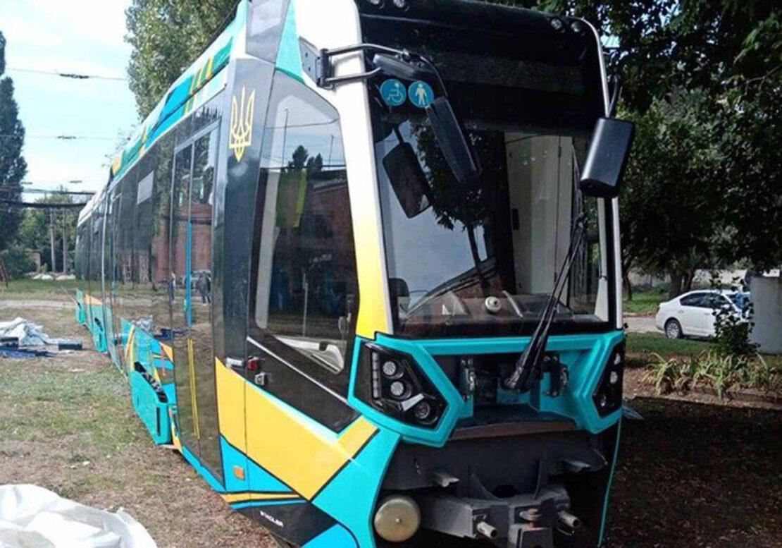 В Харькове прошли первые испытания трамвая «Stadler»