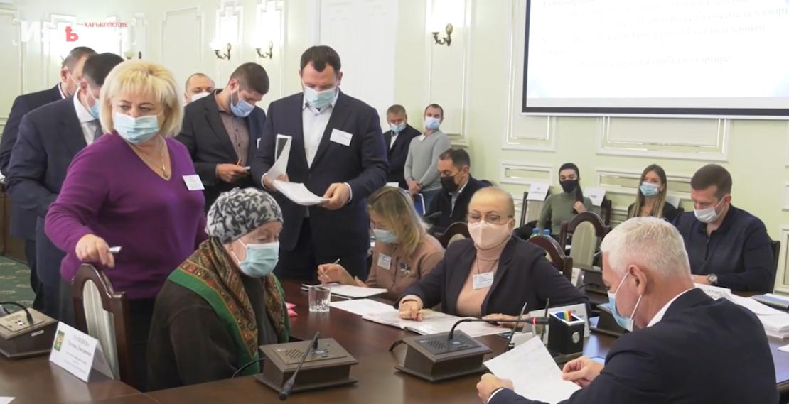 Новости Харкьова: Прием горожан у Игоря Терехова