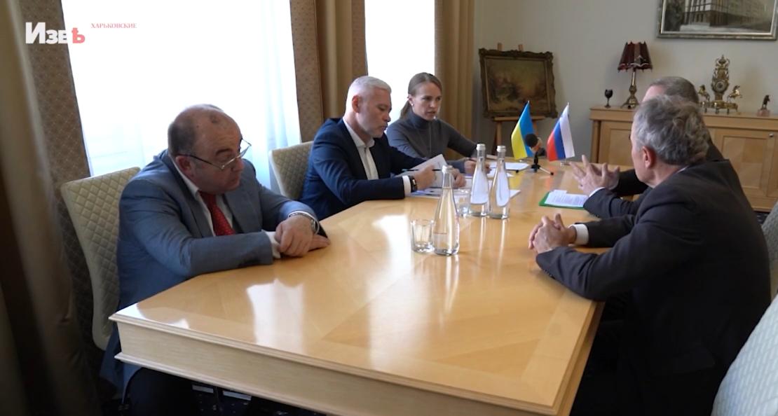 Словения и Швеция заинтересованы в сотрудничестве с Харьковом