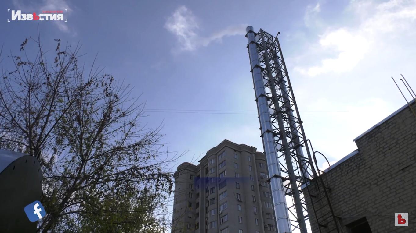 В Харькове с нуля обустроили котельную