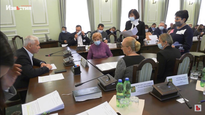 Игорь Терехов провёл личный приём: С чем обращались харьковчане
