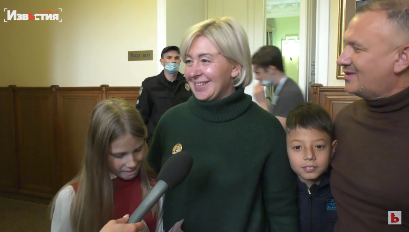 В Харькове для матерей-героинь провели торжественный прием