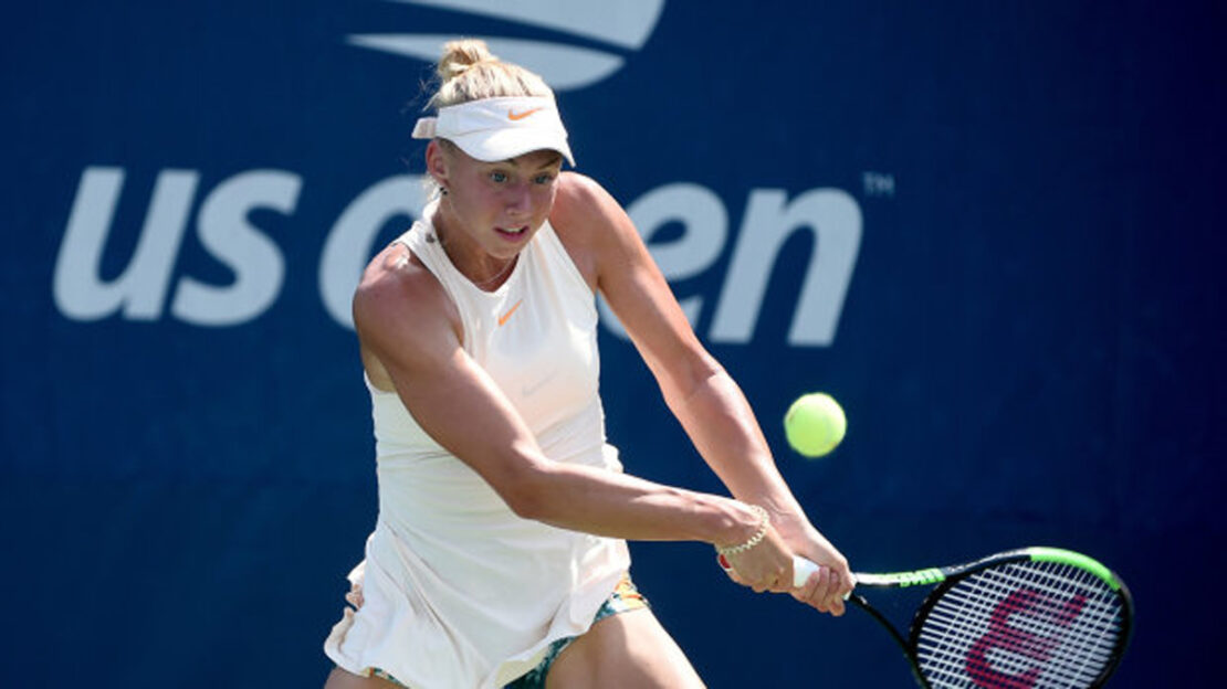 Теннисистка Лопатецкая на турнире ITF в Португалии: Спорт Харьков