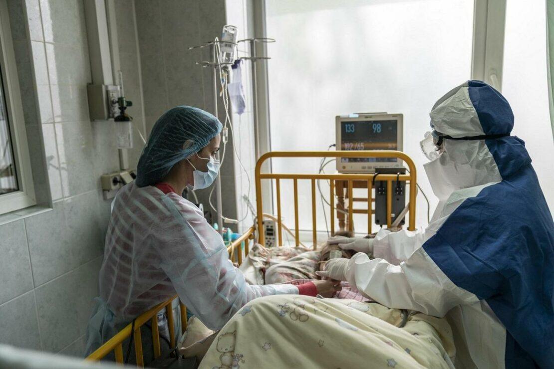 Коронавирус в Харькове: дополнительные койки в больницах 8 и 18