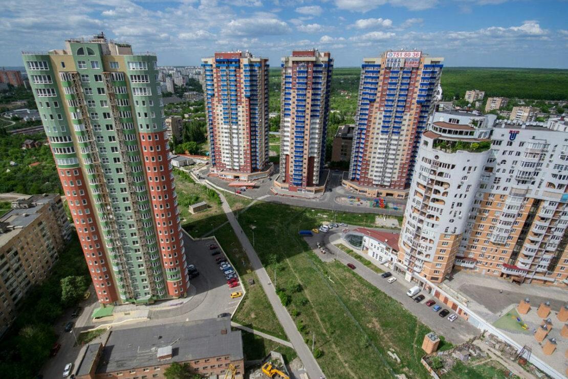 Квартирный вопрос: где и в каких условиях живут харьковчане